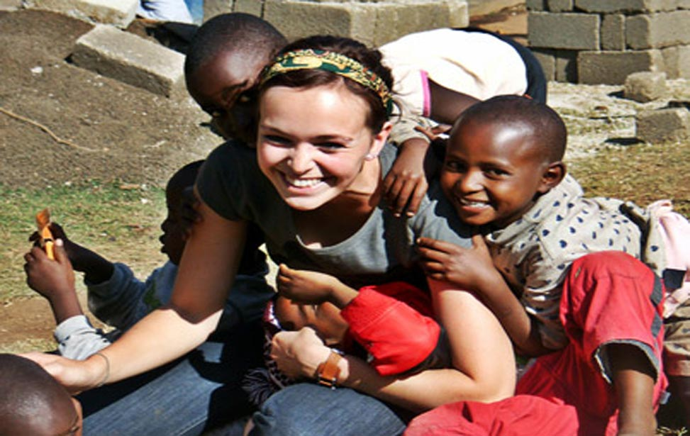 African volunteering programs