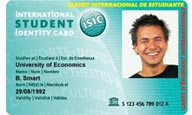 sample of ISIC card