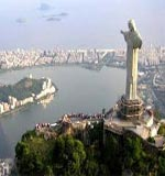 Christ the Redeemer overseeing Rio