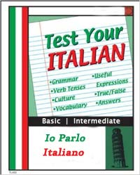 Quiz on your italian language proficiency