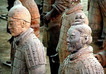 terracotta warrior sacred sites