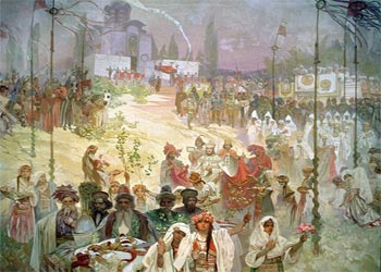 The Slav Epic